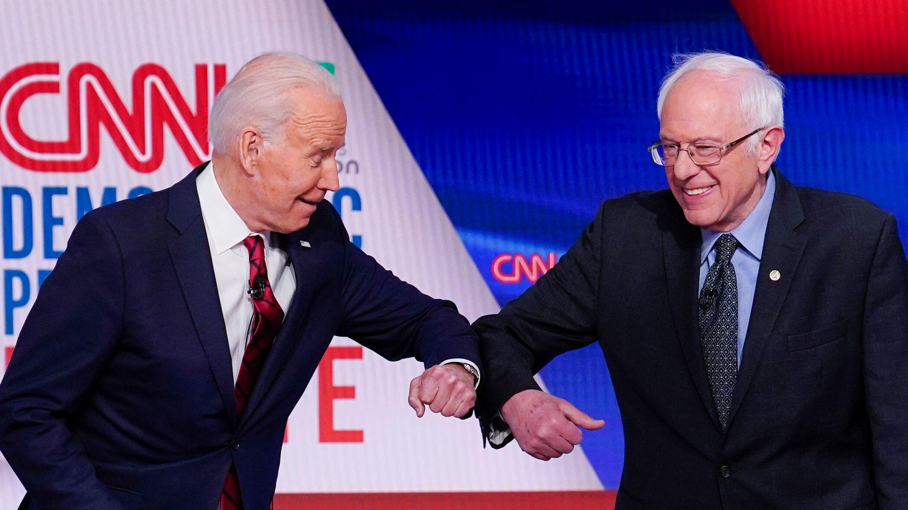 Bernie Sanders, Joe Biden Teams Come Up With Progressive Policy Recommendations