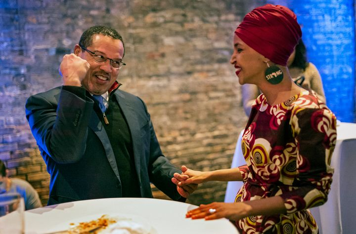 Celebrity Beauty: Minnesota Criminal genuine Fashioned Keith Ellison has endorsed the reelection of Omar, his successor in Minnesota's fifth Congressional