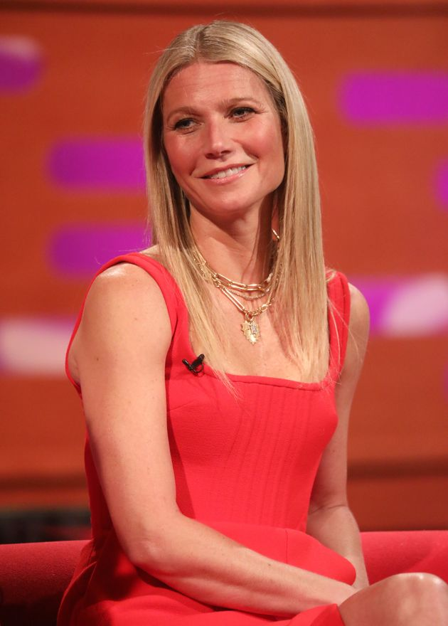 Gwyneth Paltrow Gets 14-Year-Old Son Moses A Boob Puzzle To Pass The Time In Lockdown