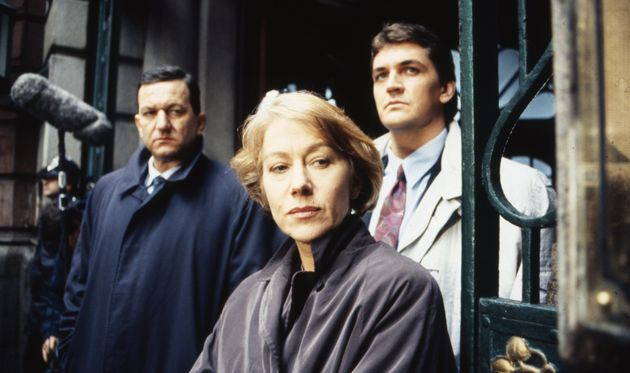 Helen Mirren (as DCI Jane Tennison), John Benfield (as DSI Michael Kernan) and Craig Fairbrass (as DI...
