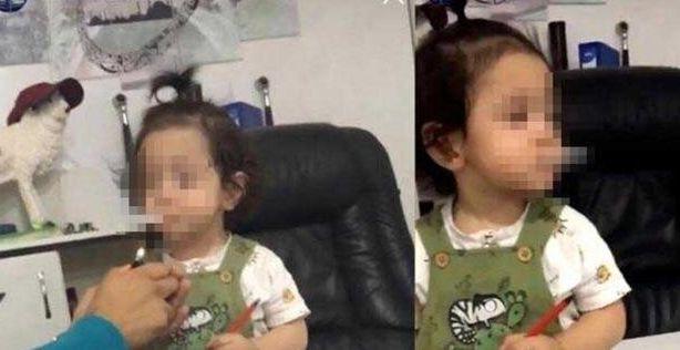 Fa fumare una sigaretta alla nipotina di 3 anni, poi ride: a