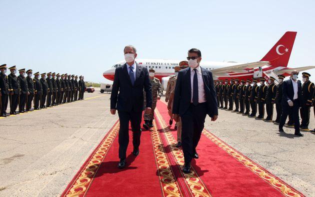 Τρίπολη Λιβύη - 3 Ιουλίου...