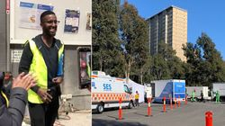'We're Free:' Residents In Melbourne's 8 Public Housing Towers React To End Of Hard