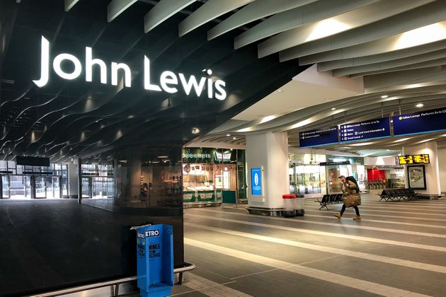 John Lewis To Permanently Close Eight Stores, Putting 1,300 Jobs At Risk
