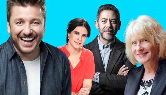 Bruno Guillon, Manu Payet, Catherine Ceylac... Les visages de la rentrée à la télé et à la