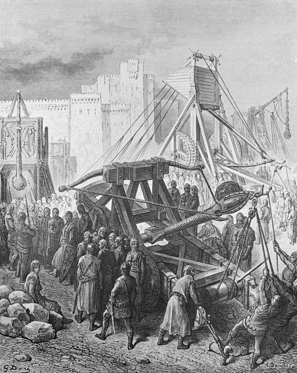 Ιερουσαλήμ Ιούλιος 1099: Η λεηλασία της Ιερής