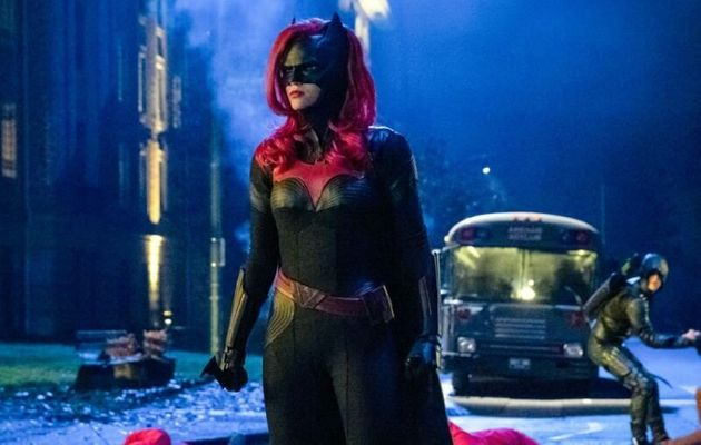 Ruby Rose quit Batwoman after just one