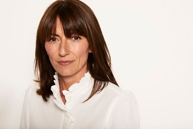 Davina McCall's Life In Lockdown: 'It Felt Like The World Was Collapsing'