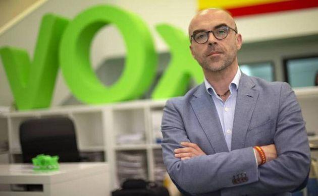 Jorge Buxadé, eurodiputado por