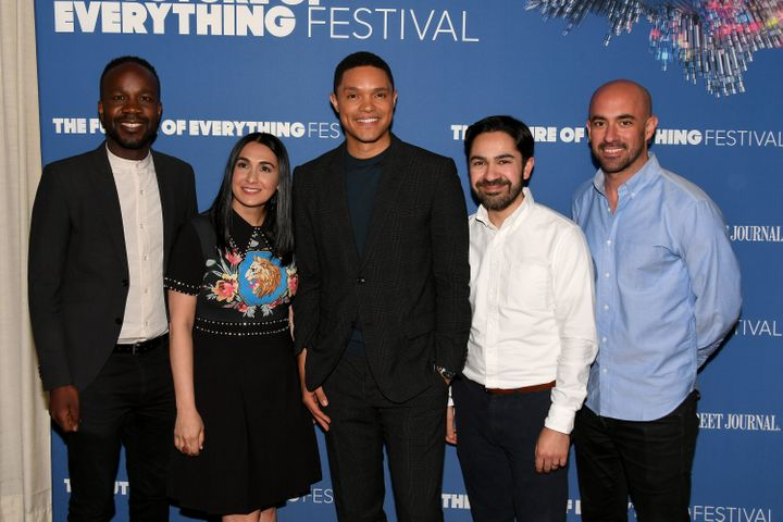 Trevor Noah Is Taking 'The Daily Show' Places It's 'Never Been Before'