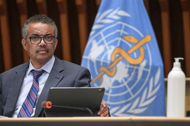 El director general de la Organización Mundial de la Salud (OMS), Tedros Adhanom