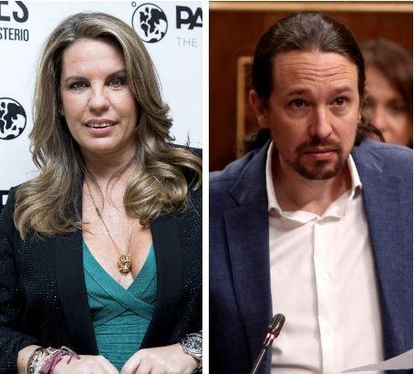 Carmen Portero y Pablo