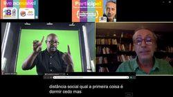 Por lives acessíveis: O debate sobre internet para todos e o legado