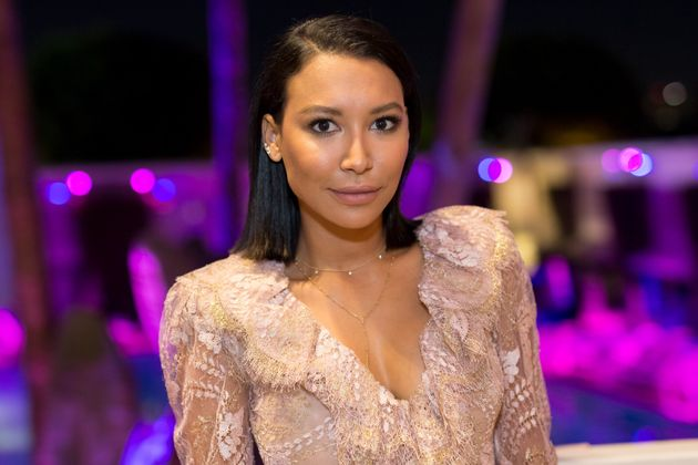 Naya Rivera, pictured in