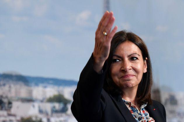 Anne Hidalgo, ici lors d'une réunion du conseil de Paris le 3 juillet