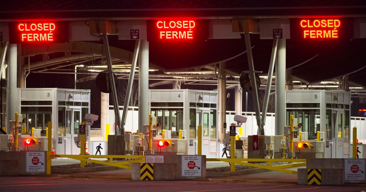 Screw The Politeness: Canadians Respond To U.S. Calls To Reopen Border