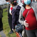 Study Suggests Pregnant Women Can Pass The Coronavirus To Their