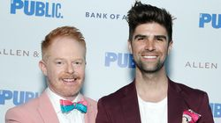 Jesse Tyler Ferguson And Justin Mikita Welcome A Baby Boy, Beckett