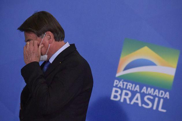 Diagnosticado com covid-19 o presidente Jair Bolsonaro disse estar usando hidroxicloroquina e fez dois...