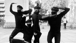 NYC Dance Troupe Turns Voguing Into A Rallying Cry For Black Lives