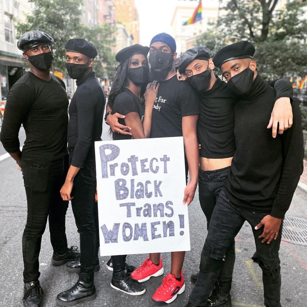 "New York dancer and choreographer Kemar Jewel unveiled an empowering dance video, ""Vogue 4 #BlackLivesMatter,""..."