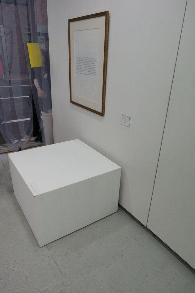 【画像集】盗めるアート展の展示作品