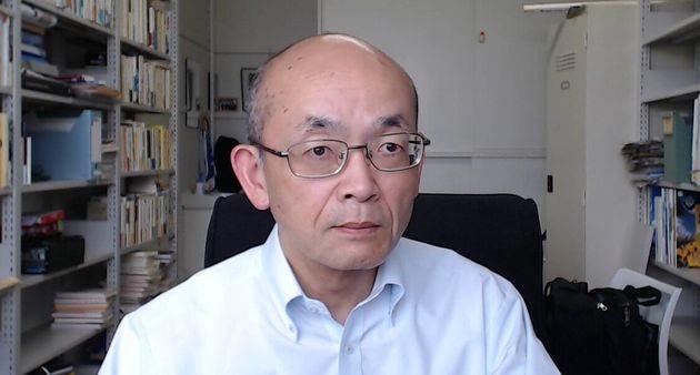 高橋豪仁教授