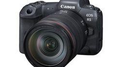 キヤノンがミラーレスカメラ「EOS R5」「EOS