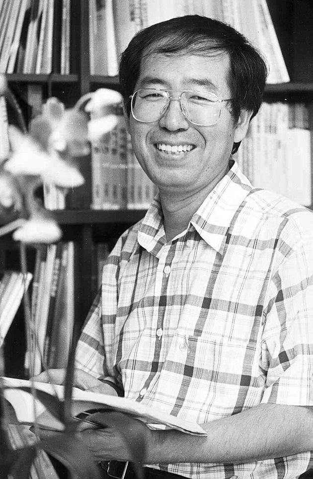 인권변호사로 활동하던 시기의 박원순 서울시장. 한겨레