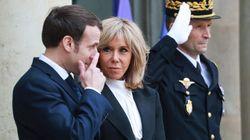 """Brigitte Macron ne """"se sent pas Première"""