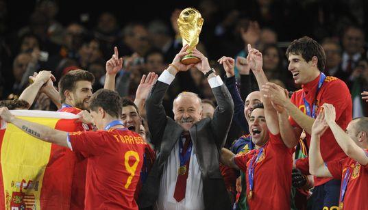 """Vicente del Bosque: """"Nuestro Mundial fue el éxito de un país"""