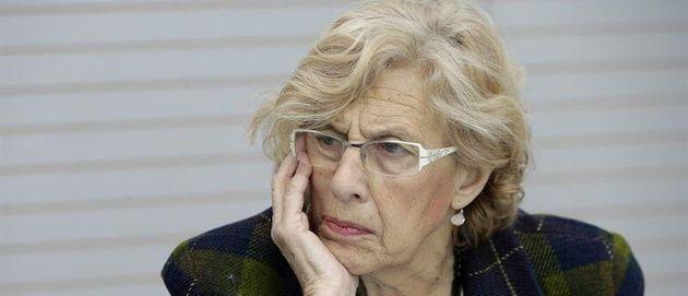 Manuela Carmena, exalcaldesa de