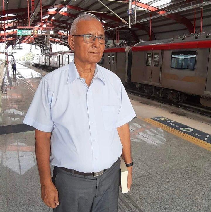 IPS officer S.R. Darapuri
