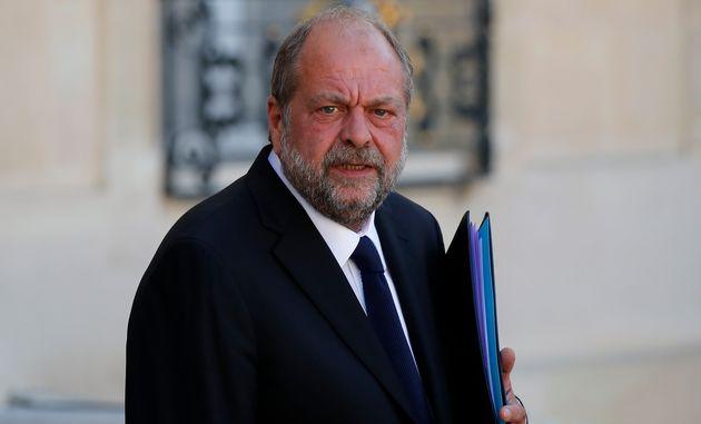 Éric Dupond-Moretti, ici à l'Élysée le 7 juillet, s'installe au ministère...
