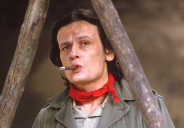 L'acteur Jean-François Garreaud dans les années