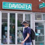 DavidsTea ferme près de la moitié de ses magasins au