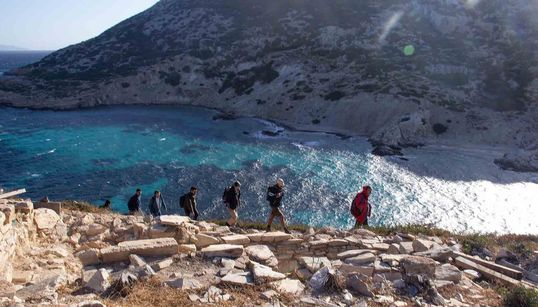 Κέρος: Το αρχαιότερο ναυτικό ιερό της ανθρωπότητας αποκαλύπτει τα μυστικά