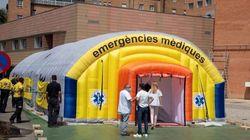 Los casos confirmados de coronavirus en Lleida multiplican por 7 la cifra