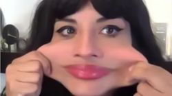 Jameela Jamil Shows She Can Do To Her Body What She Does With Her