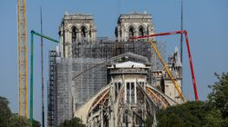 Notre Dame Cathedral To Be Rebuilt Without Modern