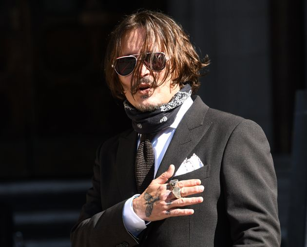 Johnny Depp Tells Court Defecation Incident Was Fitting End To Amber Heard Relationship