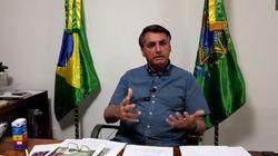 """Bolsonaro prend un comprimé d'hydroxychloroquine par jour et dit aller """"très"""