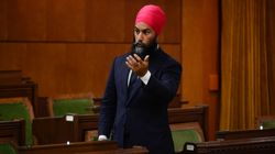 Singh's Remarks On Rideau Hall Arrest An 'Attack' On Cops: Ont. Police