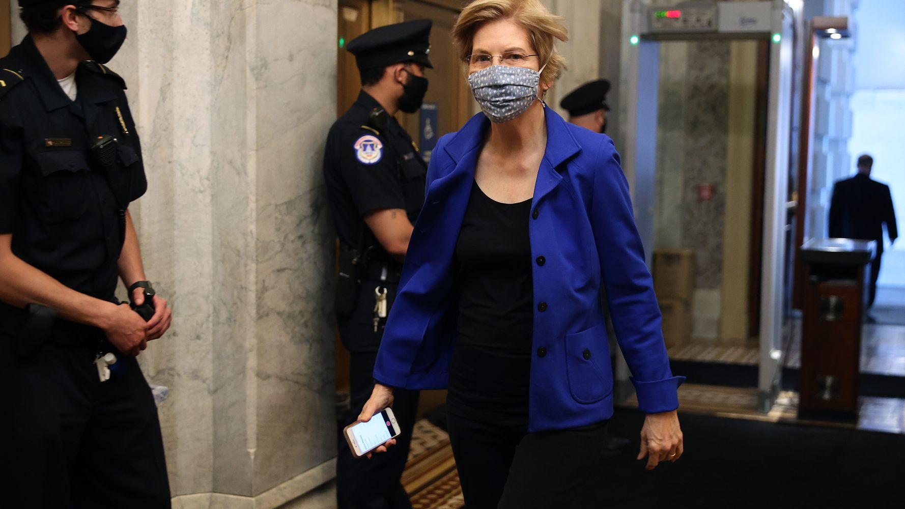 Joe Biden Credits Elizabeth Warren With Helping Craft His New Economic Plan