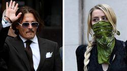 Johnny Depp nega acusações feitas por Amber Heard e fala em 'colapso nervoso' em
