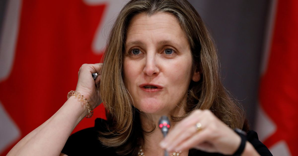 Freeland Should Act As PM As Trudeau Faces Ethics Probe: Bloc Leader