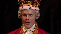 Here's The Reason King George Spits So Much In