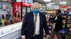 Boris Johnson Backs 'Stricter' Rules On Wearing Face