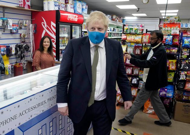 Boris Johnson Backs Stricter Rules On Wearing Face Coverings