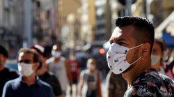 Entrega limitada: Pouco mais de 10 milhões de máscaras foram distribuídas pelos